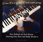 ALAN PASQUA Alan Pasqua Dedications album cover