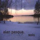 ALAN PASQUA Solo album cover