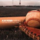 ALAN PASQUA Twin Bill : Two Piano Music Of Bill Evans album cover