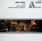 ALAN SILVA Seasons  (with The Celestrial Communication Orchestra) album cover
