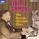 ALBERT AMMONS The Boogie Woogie Man album cover