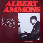 ALBERT AMMONS The King Of Boogie Woogie album cover