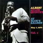 ALBERT AYLER Albert Ayler Quintet ‎: At Slug's Saloon Vol. 1 album cover