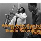 ALBERT AYLER European Radio Studio Recordings 1964 album cover