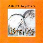 ALBERT BEGER Listening album cover