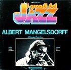 ALBERT MANGELSDORFF I Grandi Del Jazz album cover