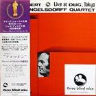 ALBERT MANGELSDORFF Diggin' - Live At Dug, Tokyo (aka Albert Mangelsdorff) album cover