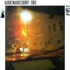 ALBERT MANGELSDORFF Solo album cover