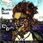 ALBERT SANZ Los Guys album cover