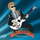 ALBERTO RIGONI Bassorama album cover