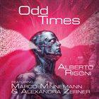 ALBERTO RIGONI Odd Times album cover