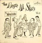 ALEGRE ALL-STARS El Manicero, Volume II album cover