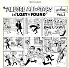 ALEGRE ALL-STARS Lost and Found, Volume III Album Cover