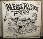 ALEGRE ALL-STARS Perdido album cover