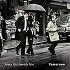 ALEKS GIRSHEVICH TRIO Tomorrow album cover