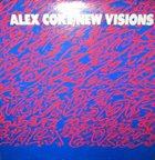 ALEX COKE New Visions album cover