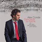 ALEX CONDE Descarga for Monk album cover