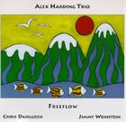 ALEX HARDING Alex Harding Trio : Freeflow album cover