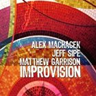 ALEX MACHACEK Improvision album cover