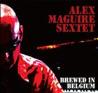 ALEX MAGUIRE Brewed in Belgium album cover