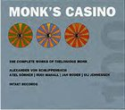 ALEXANDER VON SCHLIPPENBACH Monks Casino album cover