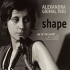 ALEXANDRA GRIMAL Shape album cover