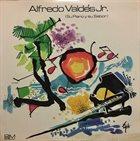 ALFREDO VALDES JR ¡Su Piano Y Su Sabor! album cover
