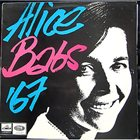 ALICE BABS '67 album cover