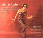 ALICE BABS Illusion album cover