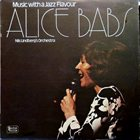 ALICE BABS Music With A Jazz Flavour album cover