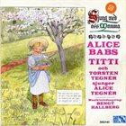 ALICE BABS Sjung med oss mamma album cover