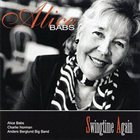 ALICE BABS Swingtime Again album cover