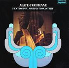 ALICE COLTRANE Huntington Ashram Monastery album cover