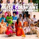 ALICE COLTRANE The Ecstatic Music of Turiya Alice Coltrane album cover