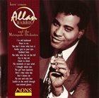 ALLAN HARRIS Here Comes Allan Harris and the Metropole Orchestra album cover