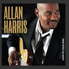 ALLAN HARRIS Open Up Your Mind album cover