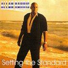 ALLAN HARRIS Setting the Standard album cover
