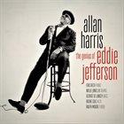 ALLAN HARRIS The Genius Of Eddie Jefferson album cover