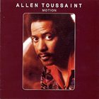 ALLEN TOUSSAINT Motion album cover