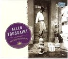 ALLEN TOUSSAINT The Bright Mississippi Album Cover