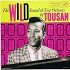ALLEN TOUSSAINT The Wild Sound of New Orleans album cover