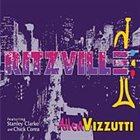 ALLEN VIZZUTTI Ritzville album cover