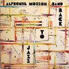 ALPHONSE MOUZON Back to Jazz album cover