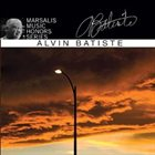 ALVIN BATISTE Marsalis Music Honors Series album cover
