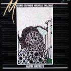 ALVIN BATISTE Musique D'Afrique Nouvelle Orleans album cover