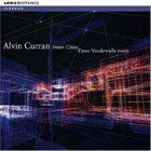 ALVIN CURRAN Alvin Curran, Daan Vandewalle : Inner Cities album cover
