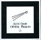 ALVIN CURRAN Crystal Psalms album cover