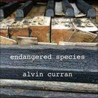 ALVIN CURRAN Endangered Species album cover