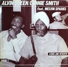ALVIN QUEEN Alvin Queen / Lonnie Smith Feat. Melvin Sparks : Lenox And Seventh album cover