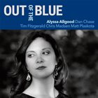 ALYSSA ALLGOOD Out Of The Blue album cover